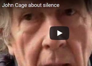 Bettina- Römer John Cage about silence