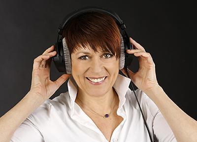 Bettina Römer Sprecherin