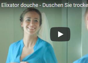 Bettina Römer Imagefilm Dusche