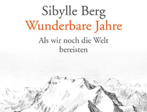 WUNDEREBARE JAHR von Sybille Berg / BÜCHERMARKT / DEUTSCHLANDFUNK