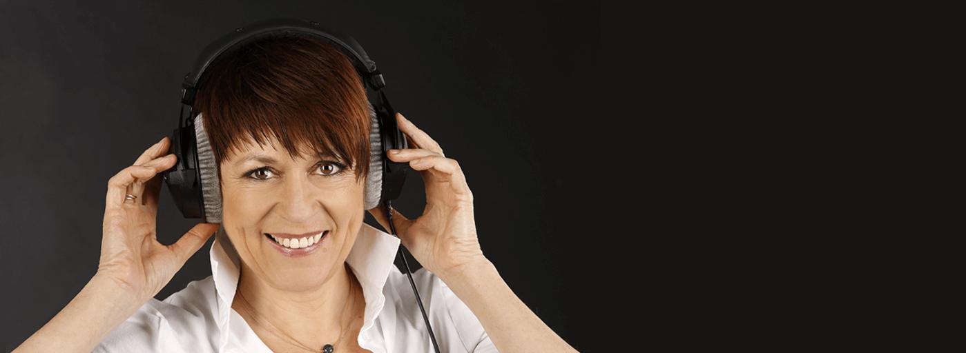Bettina Römer Sprecherin Sprechtrainerin Schauspielerin