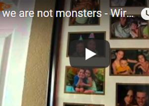 Bettina Römer Projekte - Kommentarstimme - Wir sind keine Monster