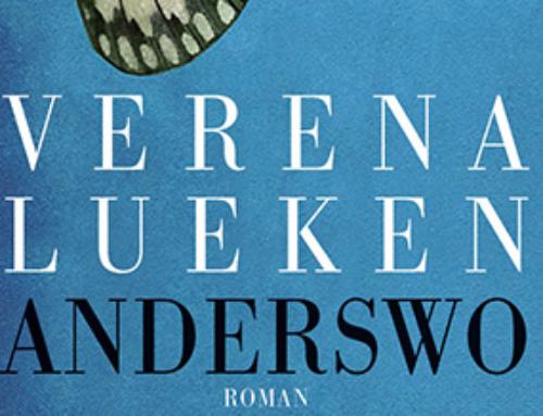 ANDERSWO von Verena Lueken LESUNG für BÜCHERMARKT / DEUTSCHLANDFUNK im März 2018