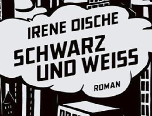 """Lesung in der Villa Clementine am 18.4.2018 um 19:30 """"Schwarz und Weiß"""" von Irene Dische"""