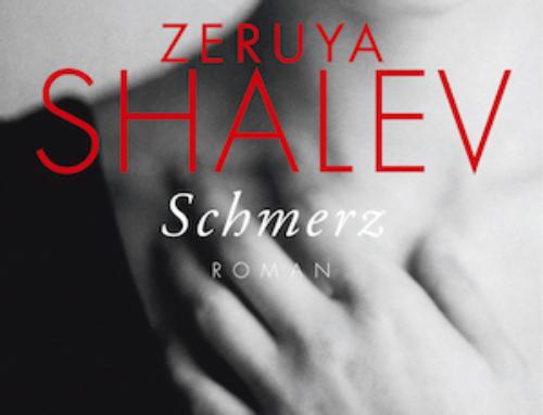 SCHMERZ von Zeruya Shalev / BÜCHERMARKT / DEUTSCHLANDFUNK
